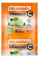 Melagrião® C sabor limão sem açúcar