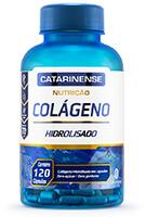 Colágeno Hidrolisado 120 caps